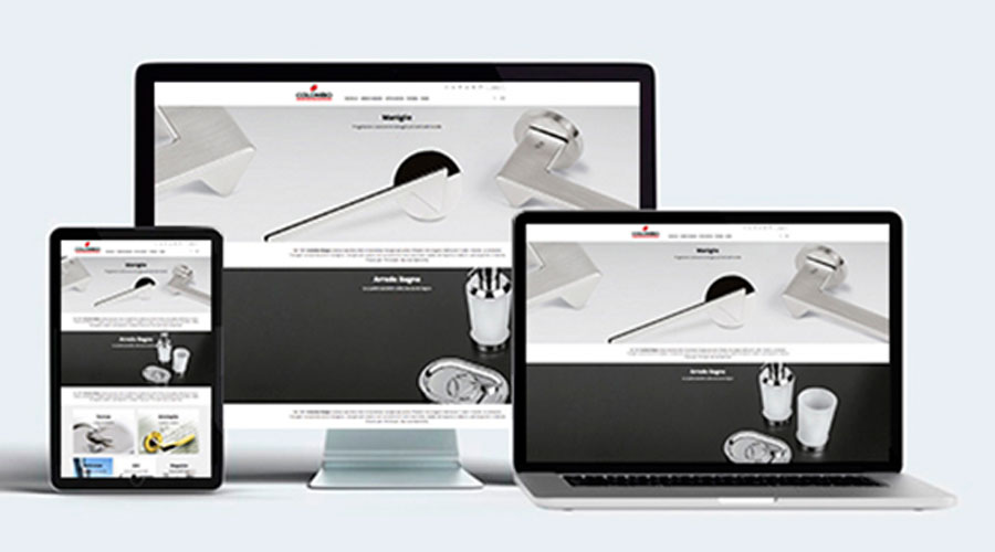 Colombo Design new website
