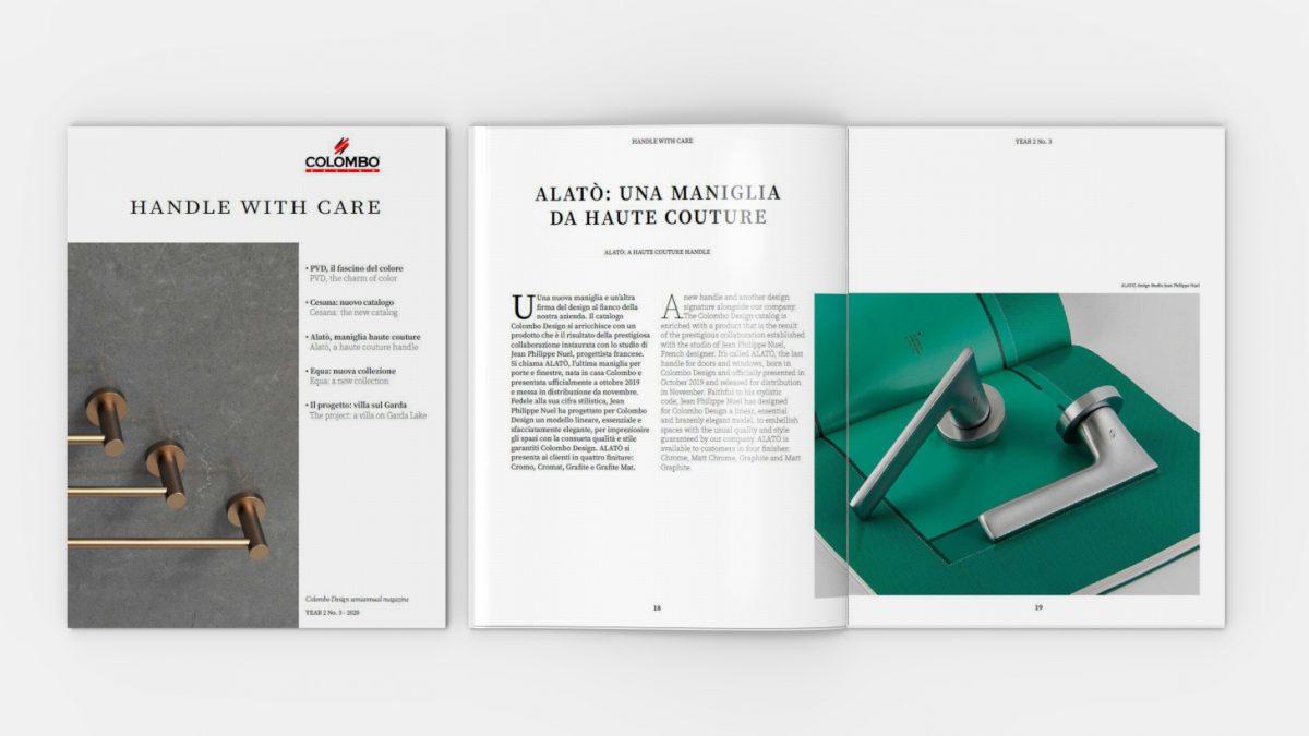 Magazine Colombo Design